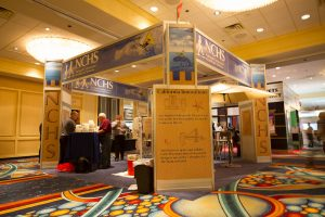 NHF Convention Booth 2013